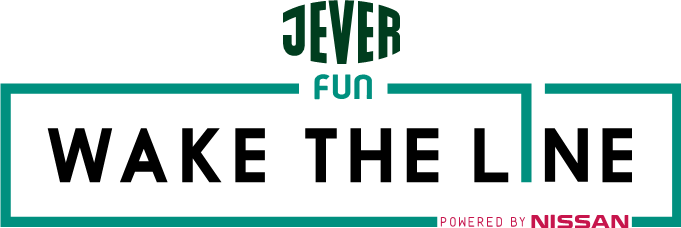Jever Fun WAKE THE LINE powered by Nissan